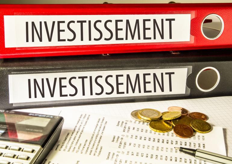 Soutien à l'effort d'investissement