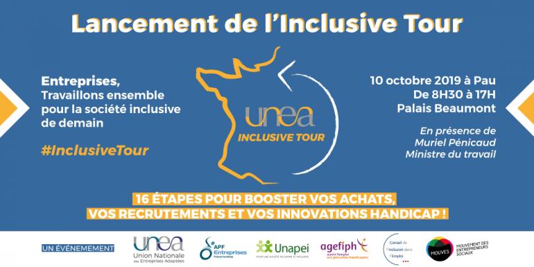 #inclusiveTour