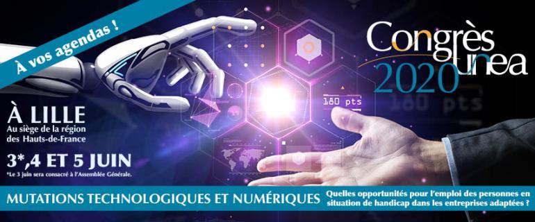 Congrès UNEA 2020