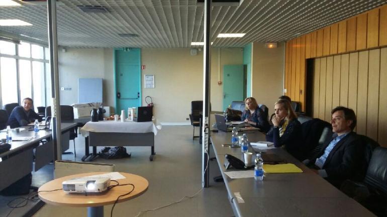 Formation du nouveau cadre d'intervention des EA à Bordeaux