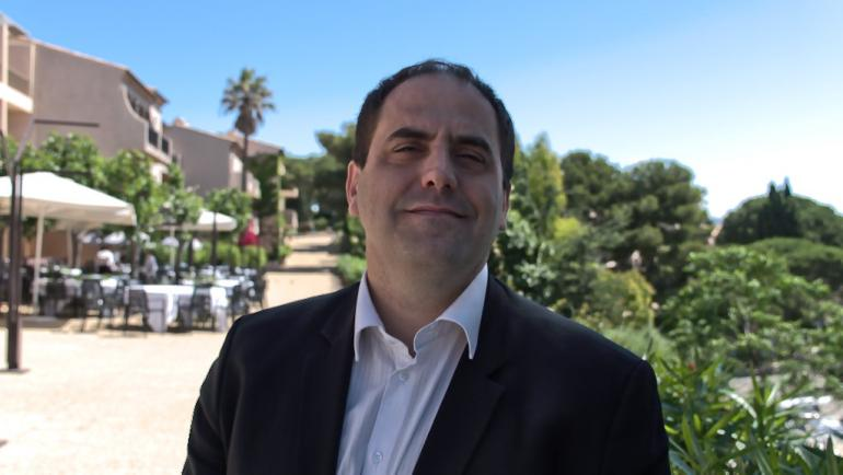 Cyril Gayssot, président de l'UNEA
