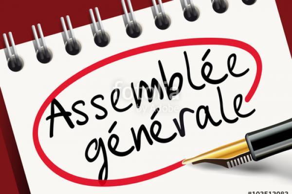 Convocation à l'Assemblée Générale de l'UNEA le 13 juin 2018