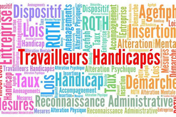 Loi Avenir Professionnel : mesures en faveur de l'emploi des personnes handicapées