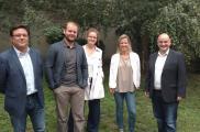 L'équipe de l'UNEA s'agrandit : Bienvenue aux chargés de mission régionaux