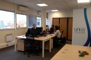 L'UNEA s'installe dans de nouveaux locaux