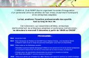 Handicap, sport et entreprises : rendez-vous le 5 décembre à Paris