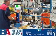 Bretagne Ateliers labellisée Vitrine Industrie du Futur