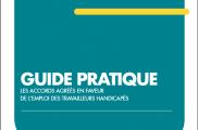 La DGEFP publie un guide sur les accords agréés en faveur de l'emploi des travailleurs handicapés