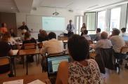 Rencontre avec les étudiants de la Chaire Innovation Responsabilité et Humanité à Lyon