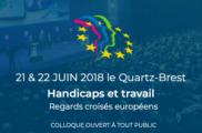 colloque Handicaps & travail - Brest 2018