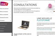 La SNCF lance sa nouvelle plateforme Achats