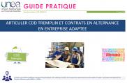 COMMENT ARTICULER CDD TREMPLIN ET CONTRATS EN ALTERNANCE