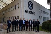Visite de l'Entreprise inclusive Espagnole GUREAK