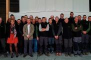 Inauguration des nouveaux locaux de l'EA HANDI GREEN en Normandie