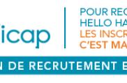 Inscrivez-vous au salon de recrutement en ligne Hello handicap PME