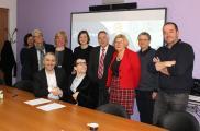 APF Entreprises Ludres ont signé le 25 février le 1er CDD Tremplin en Meurthe-et-Moselle