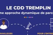 DECOUVREZ NOTRE DERNIER MOTION DESIGN SUR LE CDD TREMPLIN