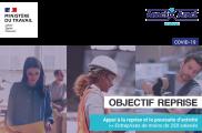 Objectif reprise - appui à la reprise et la poursuite d'activité pour les TPE-PME