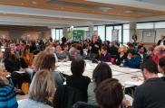 Retour sur la journée Handicap Formation Emploi auprès des acteurs de l'Éducation Nationale et des familles à Beaumont les Valence (26)