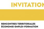 Rencontres territoriales économie-emploi-formation en Bourgogne-Franche-Comté
