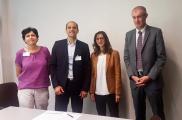Signature d'une convention de partenariat entre l' UNEA et l' AGEFIPH
